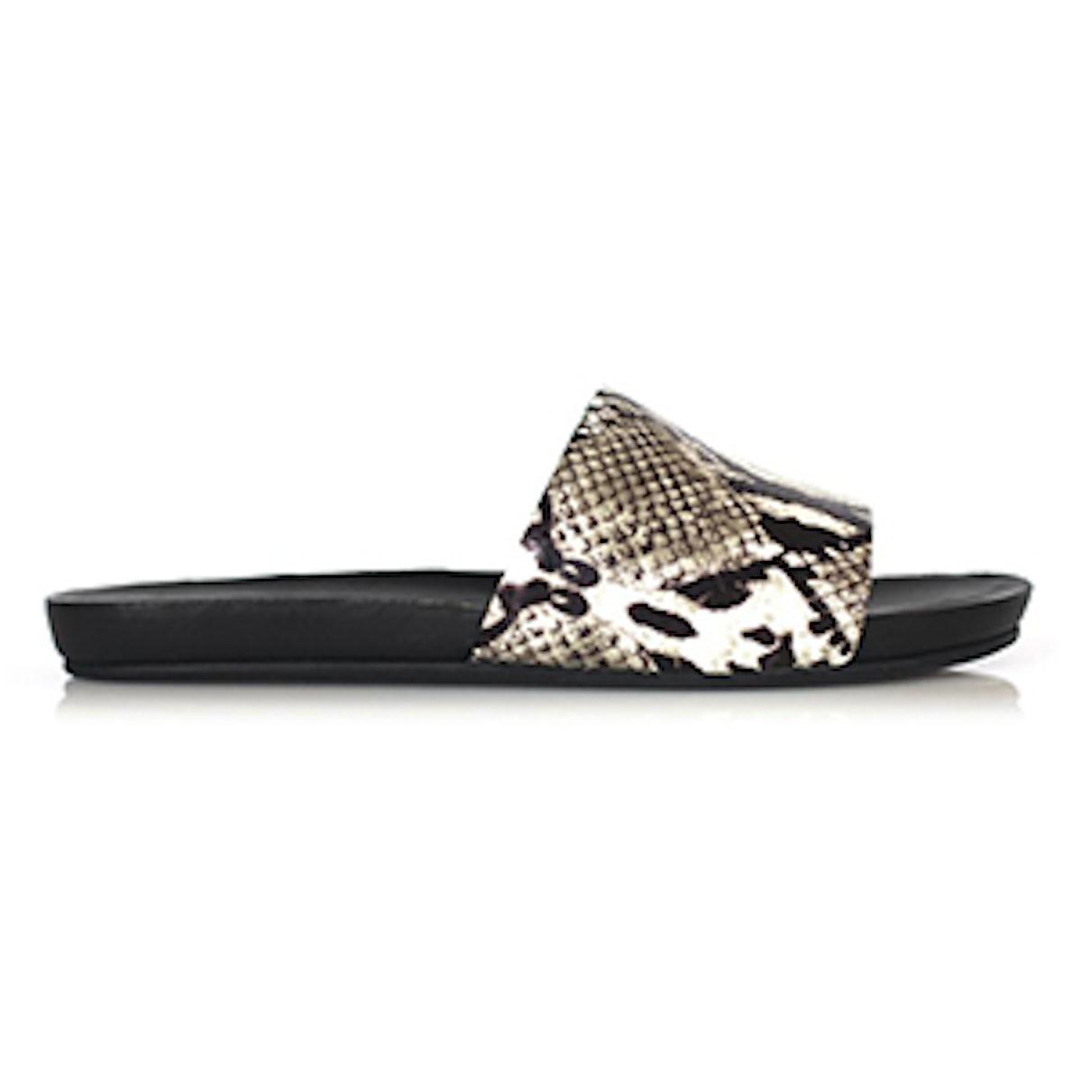 Ellery Leather Slides