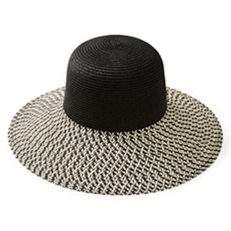 Multi-Stripe Sun Hat