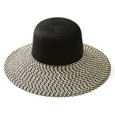 Multi-Stripe Sun Hat