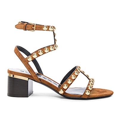 Suede Philly Sandals