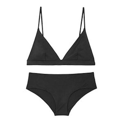 Textured Bikini