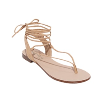 Candee Lace Up Sandals