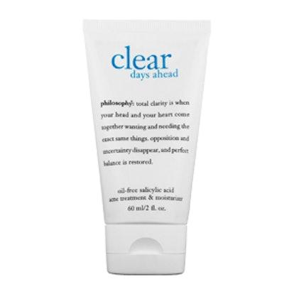 Clear Days Ahead Acne Treatment & Moisturizer