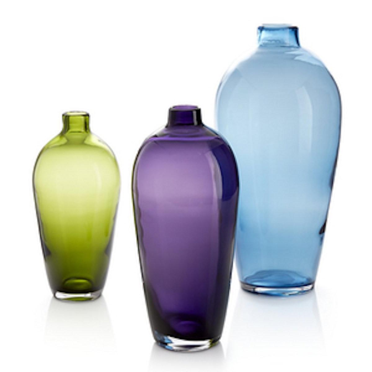 Ashby Glass Vases