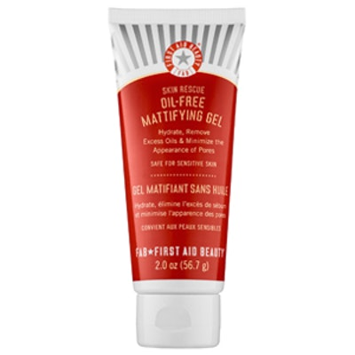 Skin Rescue Oil-Free Mattifying Gel Moisturizer