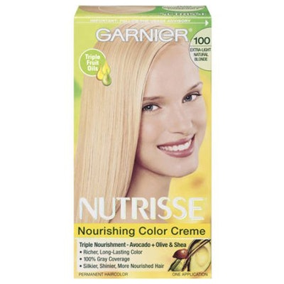Garnier Nutrisse Haircolor Extra Light Blonde