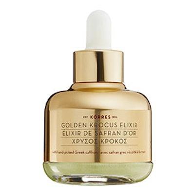 Golden Krocus Ageless Saffron Elixir Serum