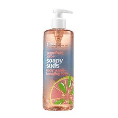 Soapy Suds Body Wash + Bubble Bath