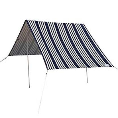 Sombrilla Stripe Beach Tent