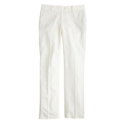 Campbell Trouser In Bi-Stretch Cotton