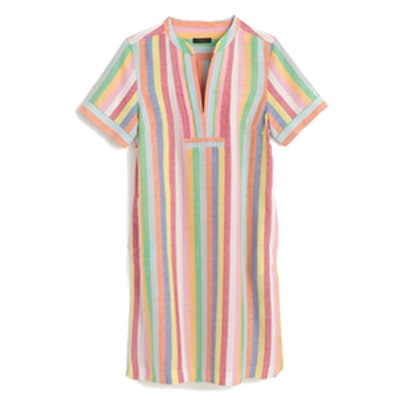 Candy-Stripe Dress