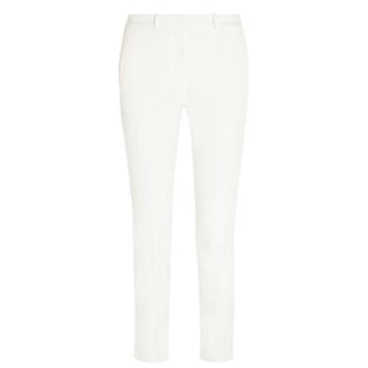 Eliston Stretch-Gabardine Slim-Leg Pants