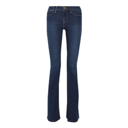 Le High Flare High Rise Jeans