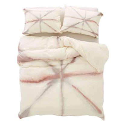 Light Dye Folding Duvet Cover