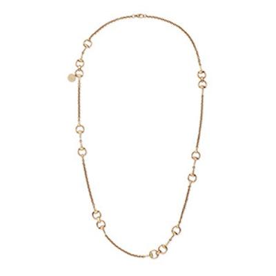 Horsebit Necklace