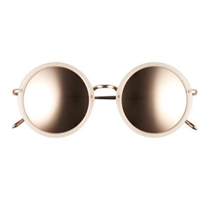 51mm Round Sunglasses