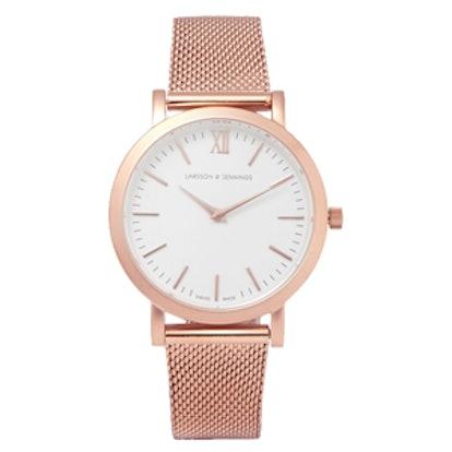 Liten Rose Gold-Plated Watch