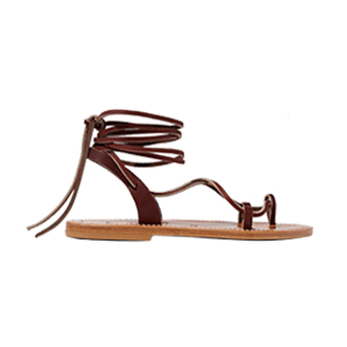 Lucile Leather Sandals
