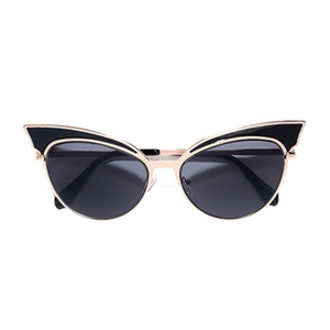 Future of Fashion Cat‐Eye Sunglasses