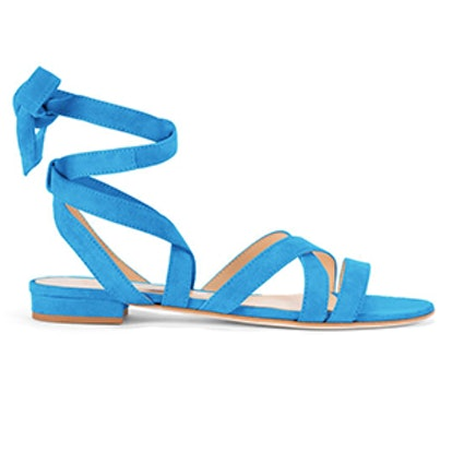 Fiume Lace-Up Sandals