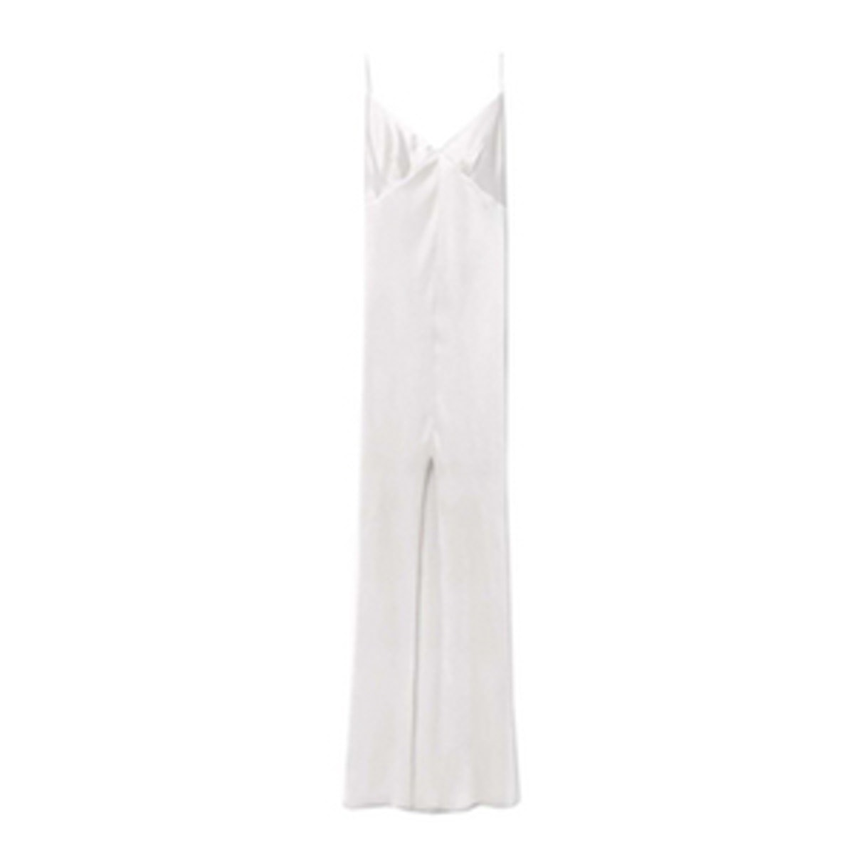 Cut-Out Slip Dress