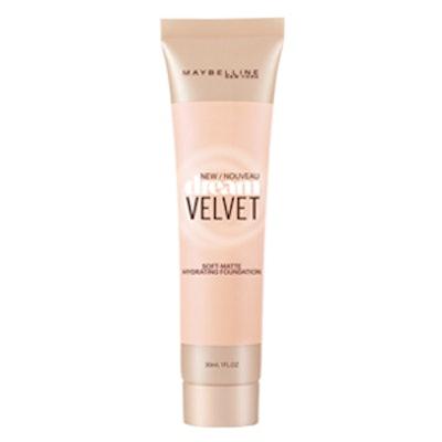 Maybelline Dream Velvet Soft-Matte Hydrating Foundation