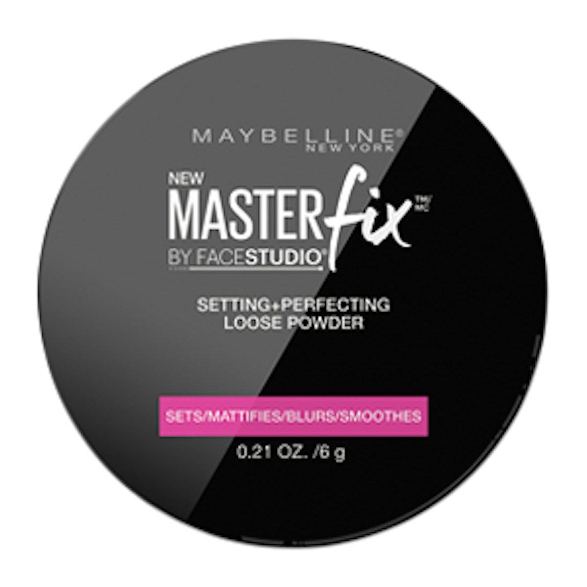 Face Studio Master Fix Setting + Perfecting Powder