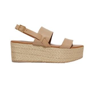 Montpellier Platform Sandals