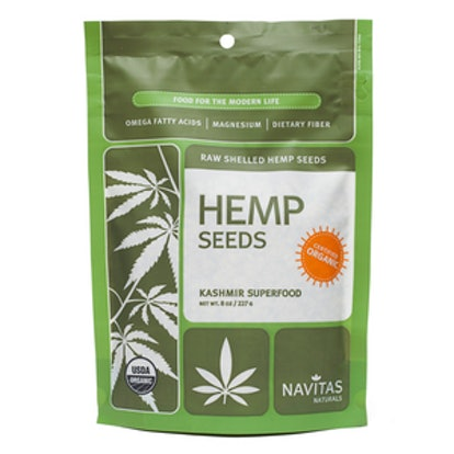 Organic Shelled Hemp Seeds