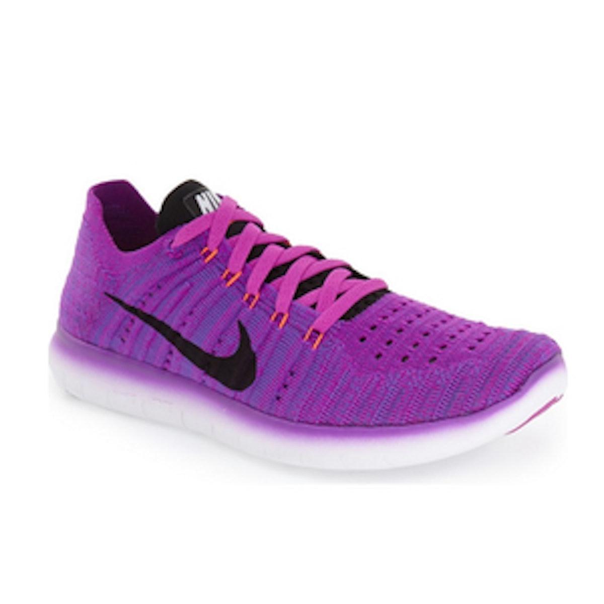 Free Flyknit Running Shoe