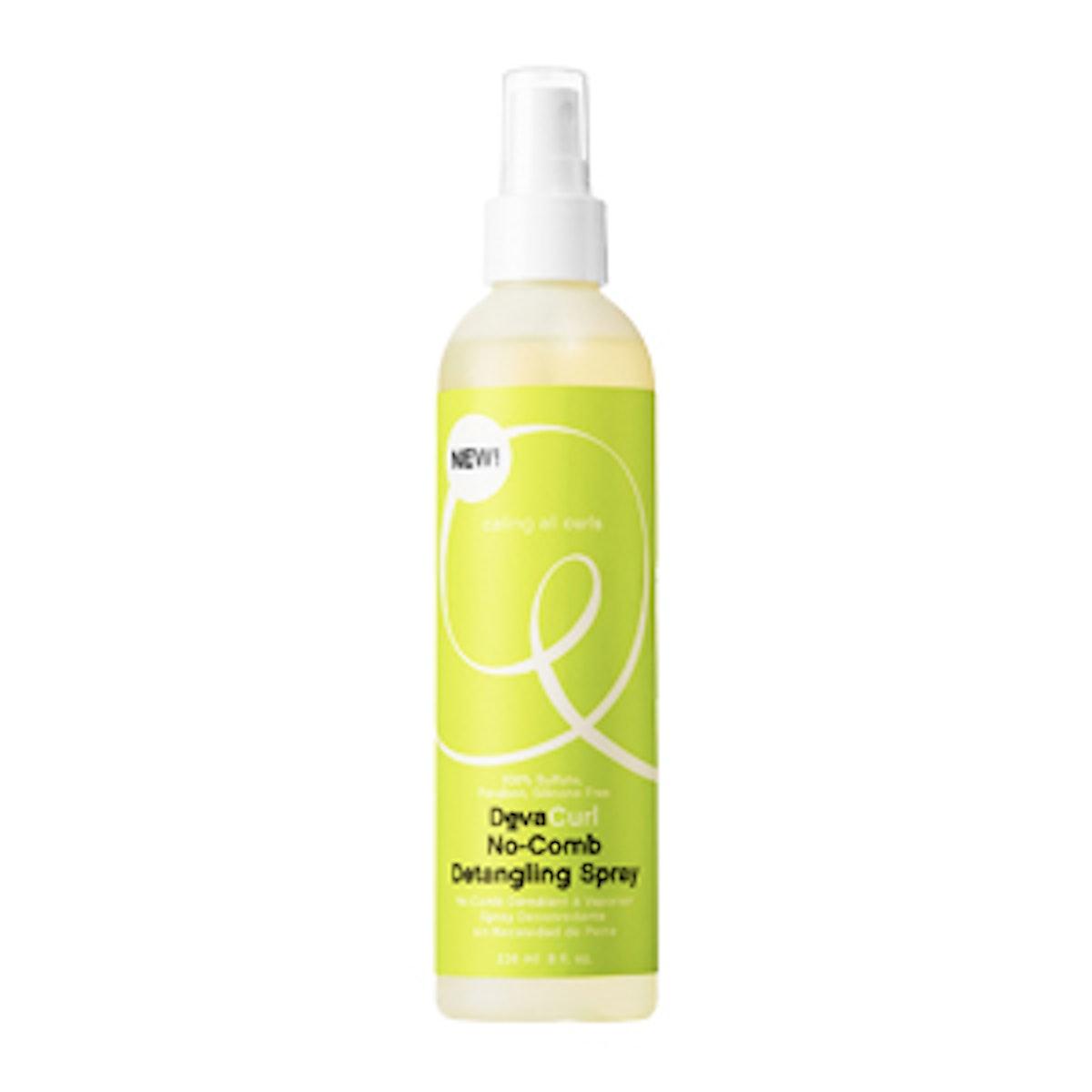 DevaCurl No-Comb Detangling Spray