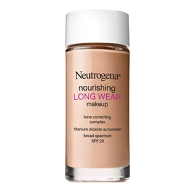 Neutrogena Nourishing Longwear Makeup