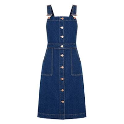 Brooklyn Dungaree Dress