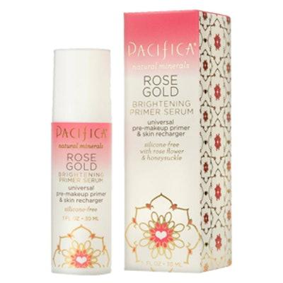 Rose Gold Brightening Primer Serum
