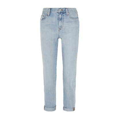 Perfect Summer Distressed Boyfriend Jeans