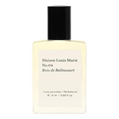 Bois De Balincourt Perfume Oil