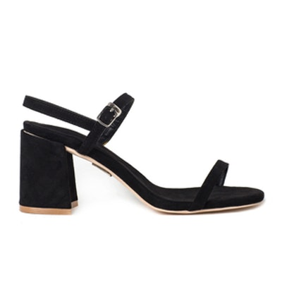 Strappy Block Heel Sandal