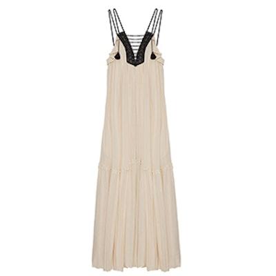 Sybilla Lace-Up Dress