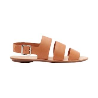 Silla Flat Sandals