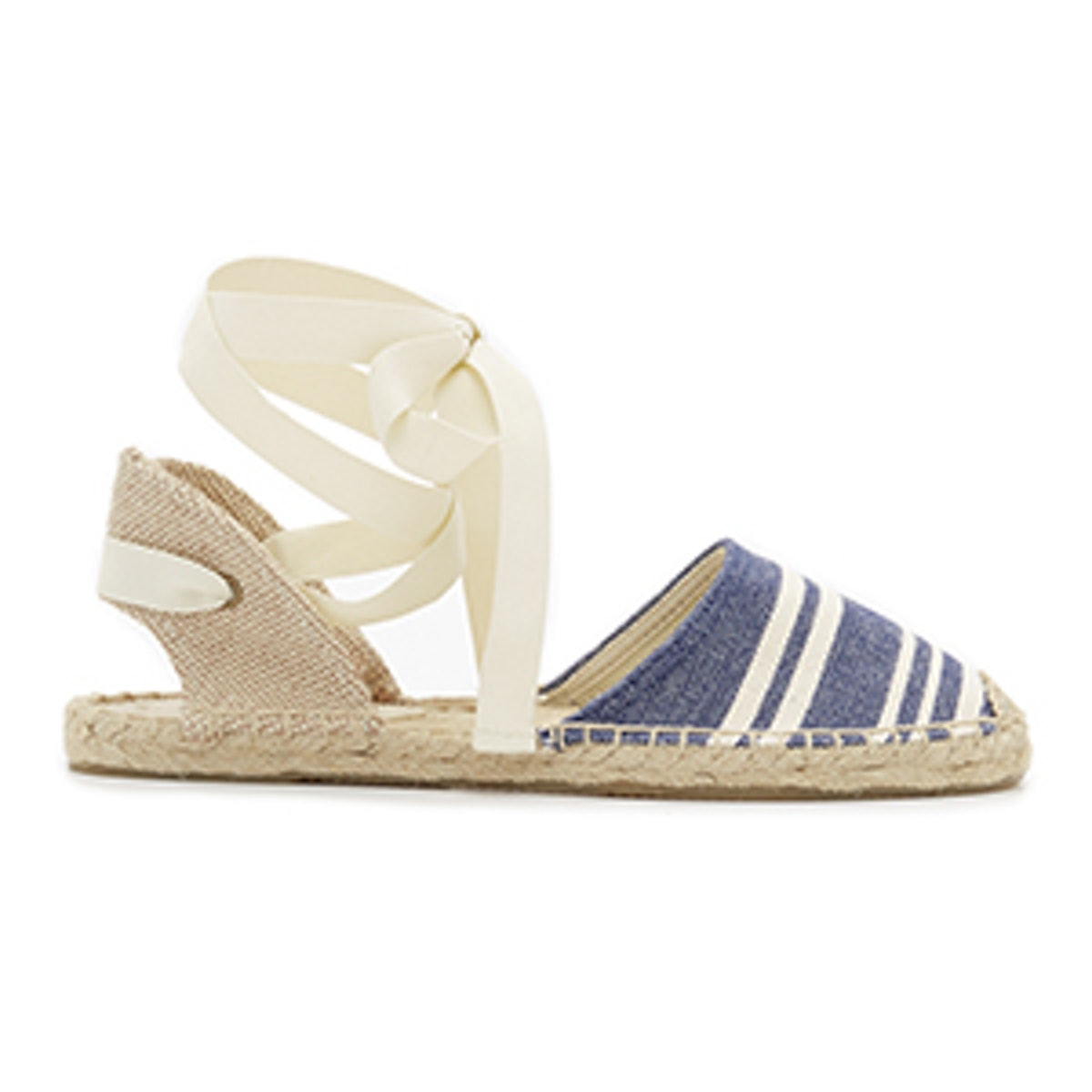 Candy Stripe Sandals