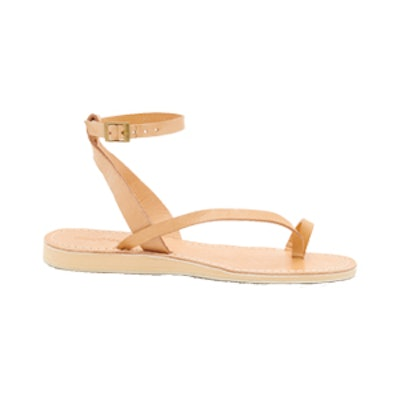 Spartan Toe Ring Sandals