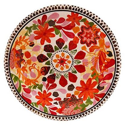 Round Serving Platter