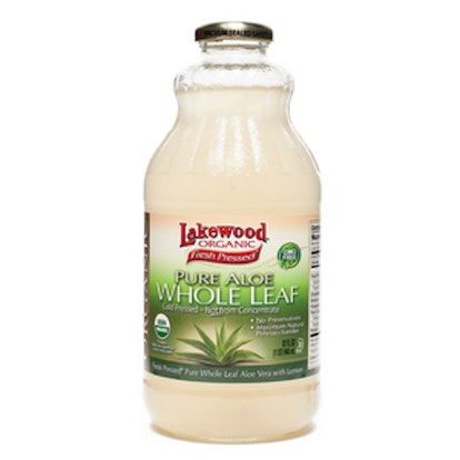 Organic Whole Leaf Aloe Juice