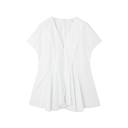 Top With Draped Front