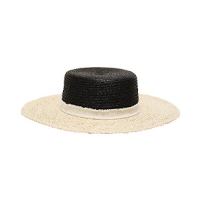 Two-Tone Sun Hat