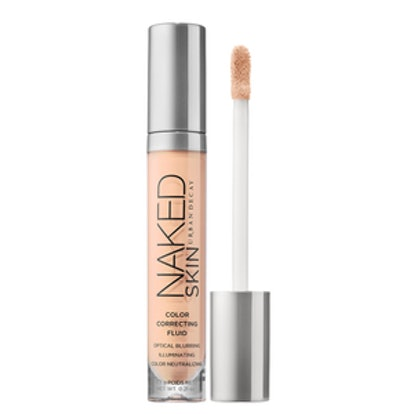 Naked Skin Color Correcting Fluid in Peach