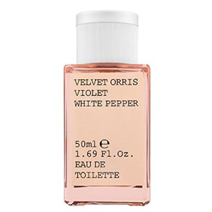 Velvet Orris Violet White Pepper