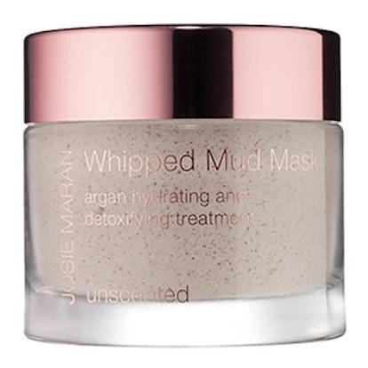 Mud Mask Argan Hydrating & Detoxifying Treatment