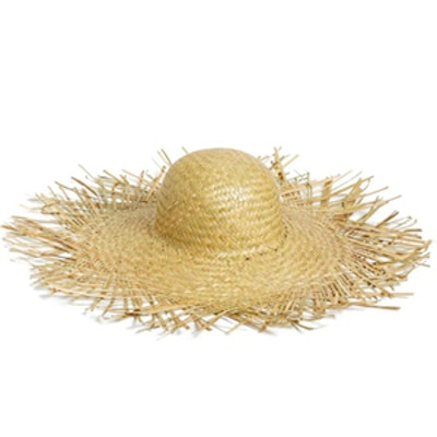 The Russo Strayed Straw Hat