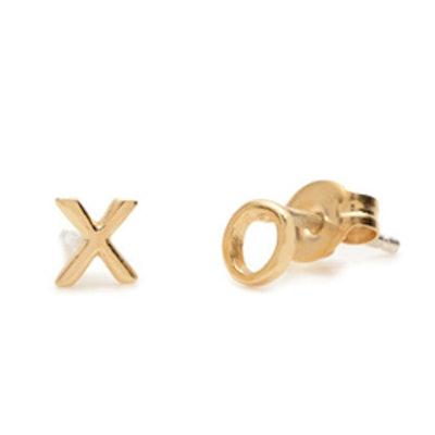 Tiny 'XO' Studs